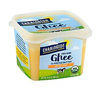 Carrington Farms Ghee Organic Clarified Butter - 12 Fl. Oz.