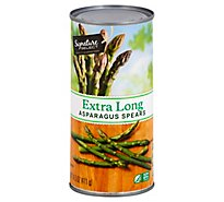 Signature SELECT Asparagus Spears Extra Long - 14.5 Oz