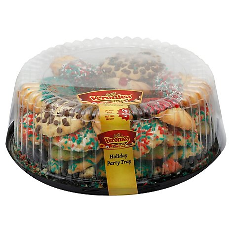 Oberlander Party Tray Chanukah - 2 Lb
