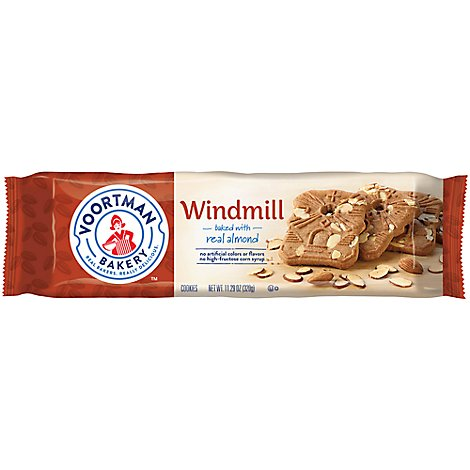 Voortman Bakery Cookies Windmill - 11.3 Oz
