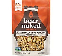Bear Naked Granola Toasted Coconut Almond - 12 Oz