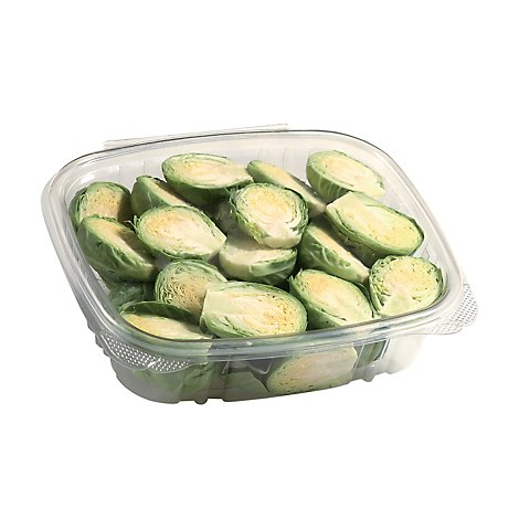 Brussel Sprouts Sliced - 17 Oz