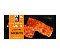 Sea Cuisine Asian Grill Rubbed Salmon - 8 Oz