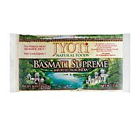 Jyoti Rice Basamti Supreme - 32 Oz