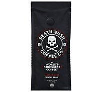 Death Wish Coffee Co. Coffee Whole Bean - 1 Lb