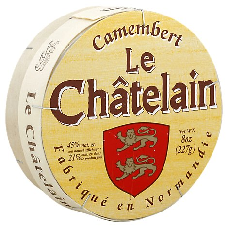 Camembert Chatelain - 8 Oz