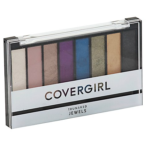 COVERGIRL truNAKED Eyeshadow Palette Jewels 825 - 0.23 Oz