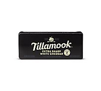 Tillamook Cheese Extra Sharp White Cheddar - 32 Oz