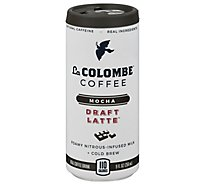 La Colombe Draft Latte Mocha Ss - 9 Fl. Oz.