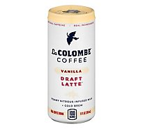 La Colombe Draft Latte Vanilla Ss - 9 Fl. Oz.