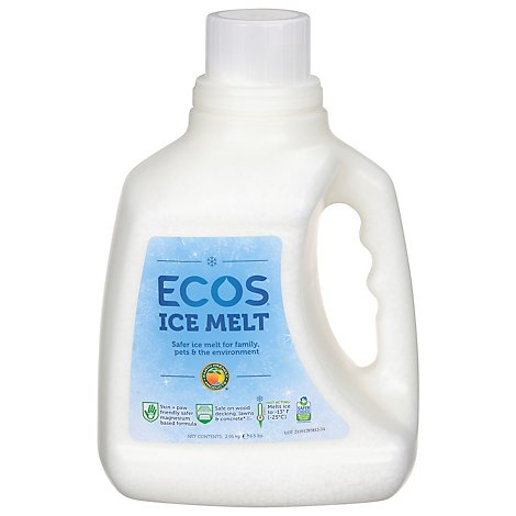 Earth Friendly Ice Melt - 6.5 Lb