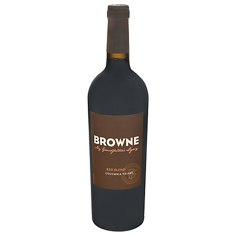 Browne Legacy Red Blend Wine - 750 Ml