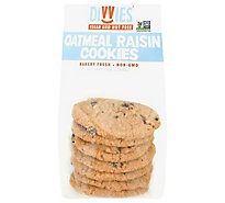 Divvies Cookie Oatmeal Raisin Stack 7 Count - 7 Oz