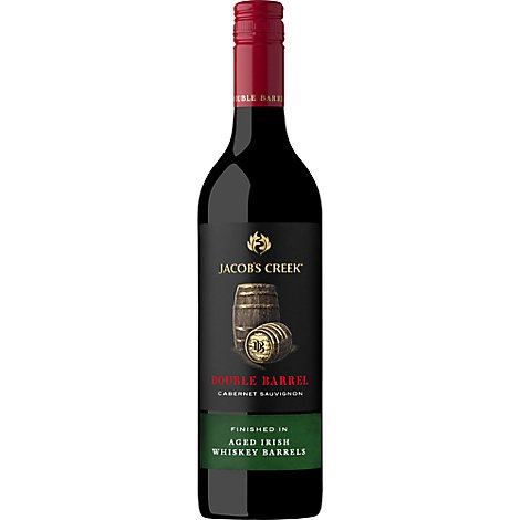 Jacobs Creek Wine Cabernet Sauvignon Double Barrel - 750 Ml