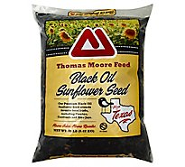 Thomas Moore Feed Sunflower Seed Black Oil Bag - 20 Lb