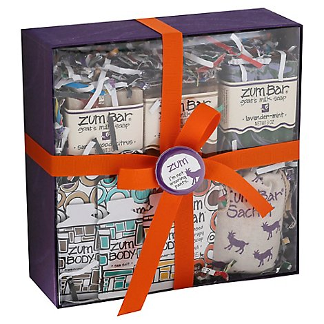 Zum Assorted Soap Lovers Gift - Each