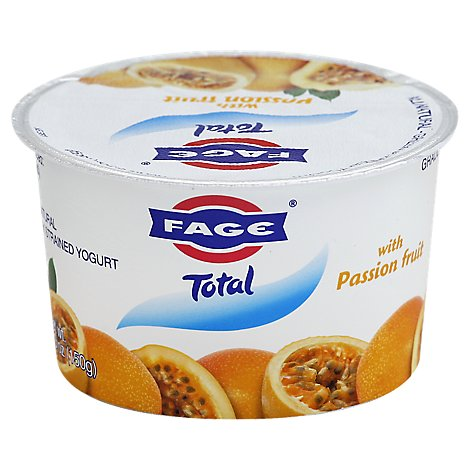 Fage Total Passion Fruit - 5.3 Oz
