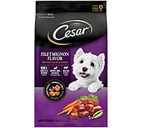 Cesar Food for Dogs Gourmet Filet Mignon Flavor Bag - 5 Lb
