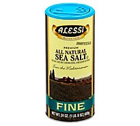 ALESSI Sea Salt Fine - 24 Oz