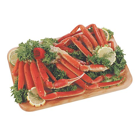 Seafood Counter King Crab Legs 20-24 Ct - 1.50 LB