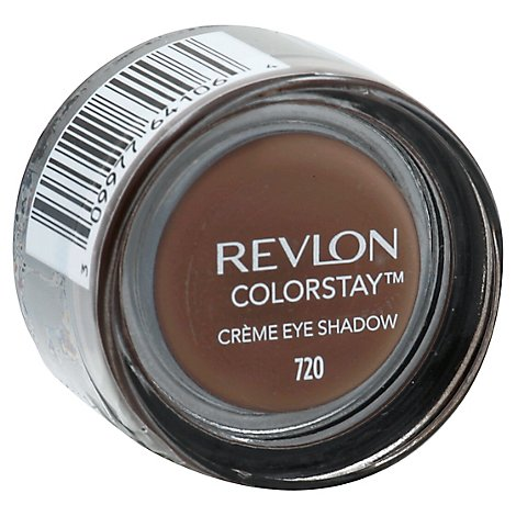 Revlon ColorStay Eye Shadow Creme Chocolate 720 - 0.18 Oz