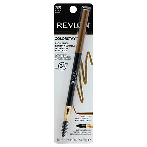 Revlon ColorStay Brow Pencil Blonde 205 - 0.012 Oz