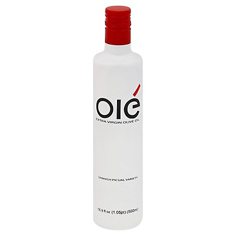 Ole Olive Oil Extra Virgin - 16.9 Fl. Oz.