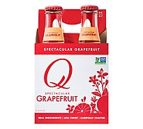 Q Mixers Grapefruit - 4-6.7 Fl. Oz.