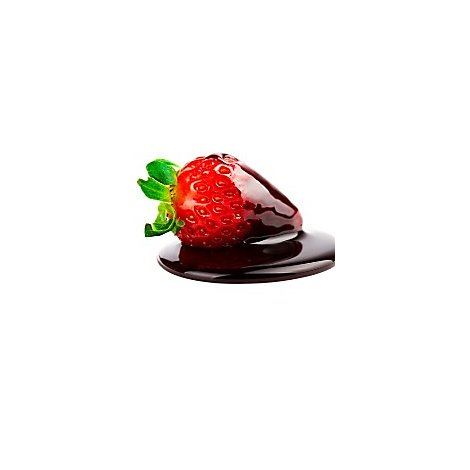 Strawberries Chocolate Dipped 5 Count - 10 Oz