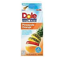 Dole Juice Pineapple Orange Chilled - 59 Fl. Oz.