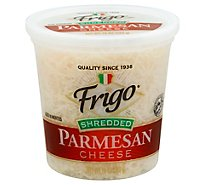 Frigo Cheese Parmesan Shredded - 10 Oz