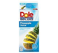 Dole 100% Juice Pineapple Chilled - 59 Fl. Oz.
