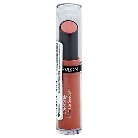 Revlon ColorStay Ultimate Suede Lipstick Influencer 099 - 0.09 Oz