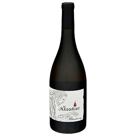 The Arsonist Chardonnay Wine - 750 Ml