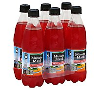 Minute Maid Juice Fruit Punch - 6-16.9 Fl. Oz.