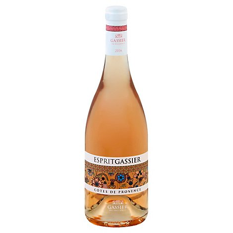 Chateau Gassier Rose Wine - 750 Ml
