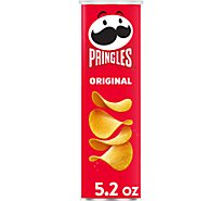 Pringles Potato Crisps Chips Original - 5.2 Oz