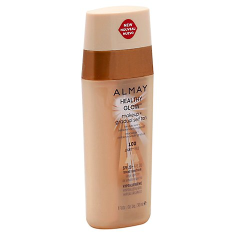 Almay Healthy Glow Fnd Light - 1 Fl. Oz.