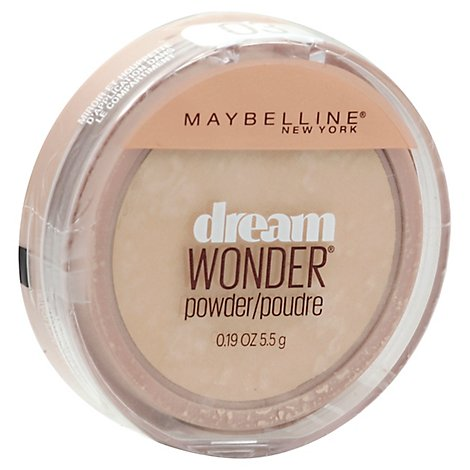 Maybelline Dream Wonder Powder Light Ivory 03 - 0.19 Oz