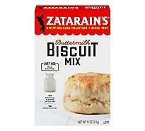 Zatarains New Orleans Style Biscuit Mix Buttermilk Original - 11 Oz