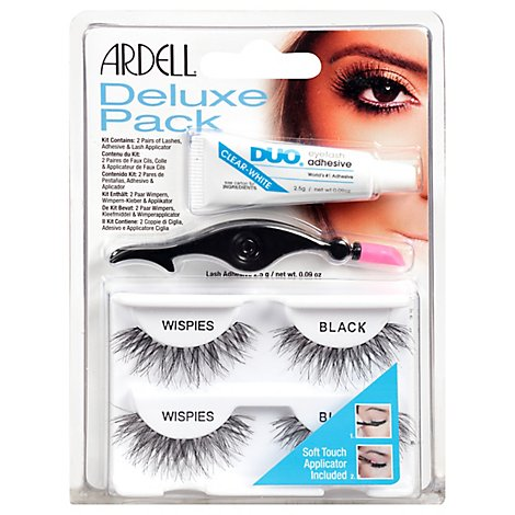 A.i.i. Deluxe Lashes Wispies - 2 Each