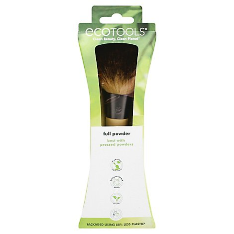 Ecotools Brush Full Powder - Each