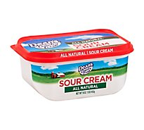 Dairy Pure Sour Cream All Natural - 16 Oz