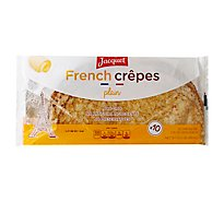 Jacquet Crepes French Style - 10.5 Oz