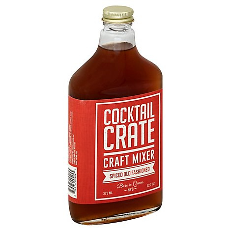 Cocktail Crate Mixer Old Fashion Spiced - 375 Ml