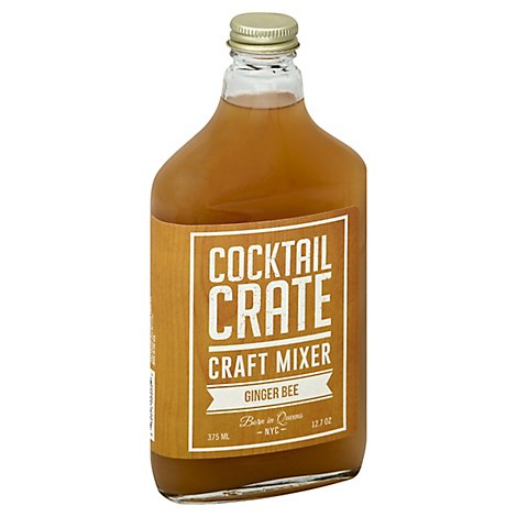 Cocktail Crate Craft Mixer Ginger Bee - 375 Ml