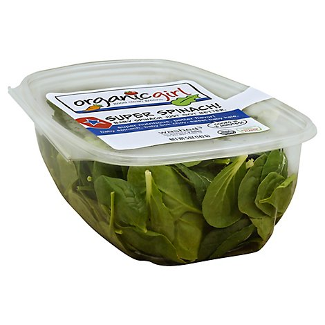 Org Girl Super Spinach - 5 Oz