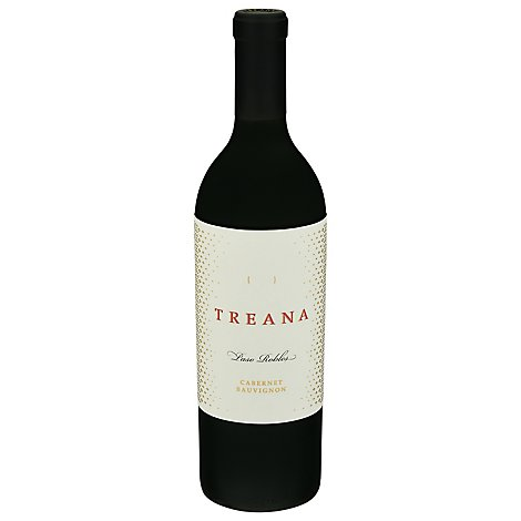 Treana Wine Cabernet Sauvignon Paso Robles - 750 Ml