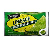 Signature SELECT Limeade Frozen Concentrate - 12 Fl. Oz.