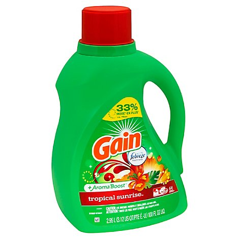 Gain Plus Aroma Boost Laundry Online Groceries Safeway